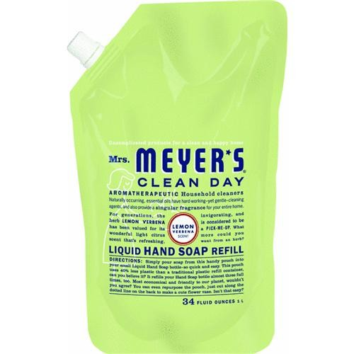 Johnson S C Inc Mrs. Meyer's Clean Day Liquid Hand Soap Refill