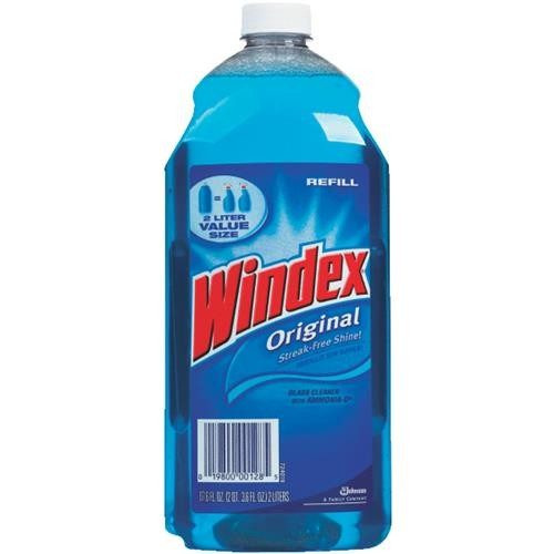 Johnson S C Inc Windex Glass Cleaner Refill