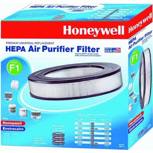 Kaz Home Environment Honeywell Universal True HEPA Air Purifier Filter