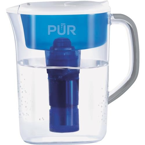 Kaz Home Environment PUR Water Filter Pitcher