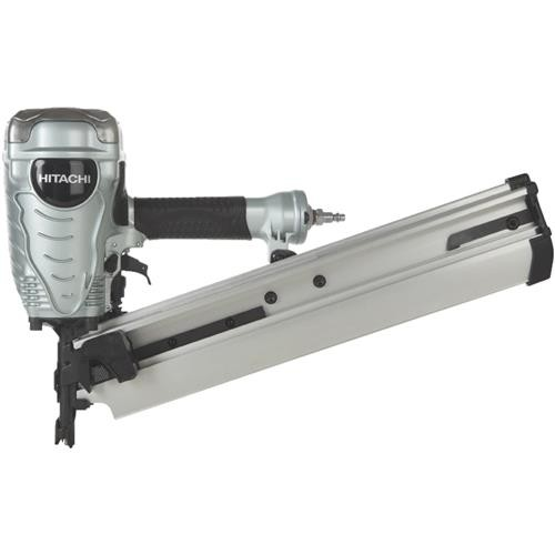 Hitachi Power Tools Hitachi 3-1/2 In. 21 Degree Framing Nailer