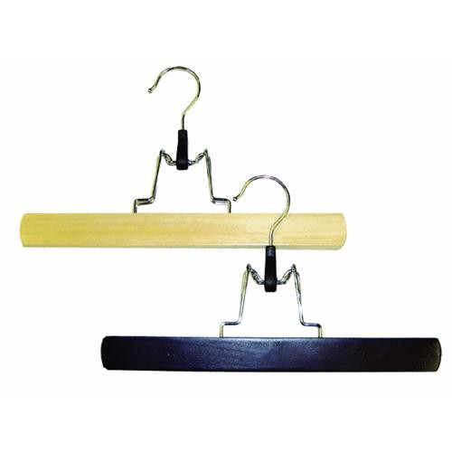 Homz/Seymour Homz Wood Skirt Or Slack Clothes Hanger
