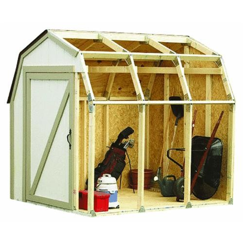Hopkins Mfg Corp Barn Roof Style Shed Kit