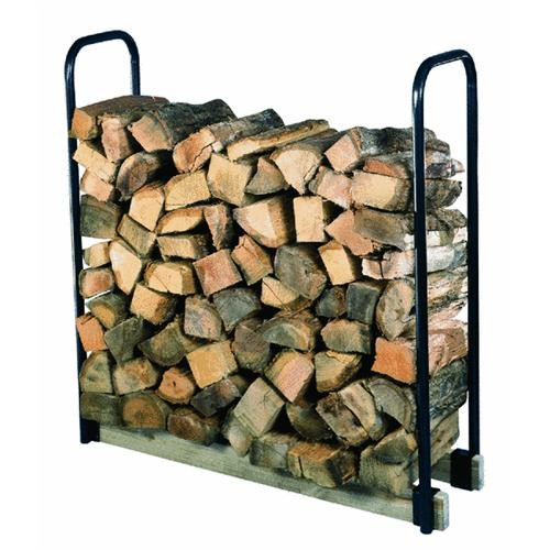 Hy-C Co. Shelter Steel Adjustable Log Rack Kit
