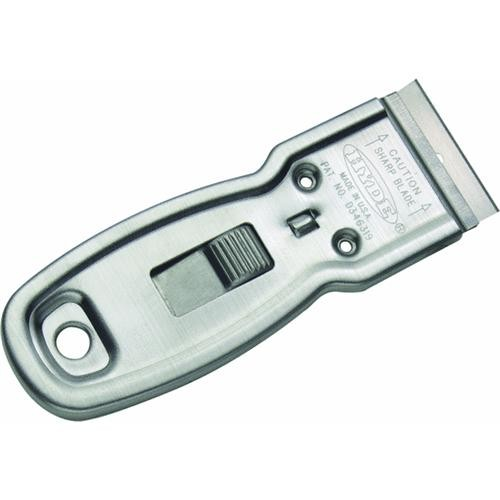 Hyde Mfg. Delta Heavy-Duty Glass Razor Scraper