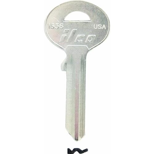 Ilco Corp. ILCO SUN WILSON Safe Key