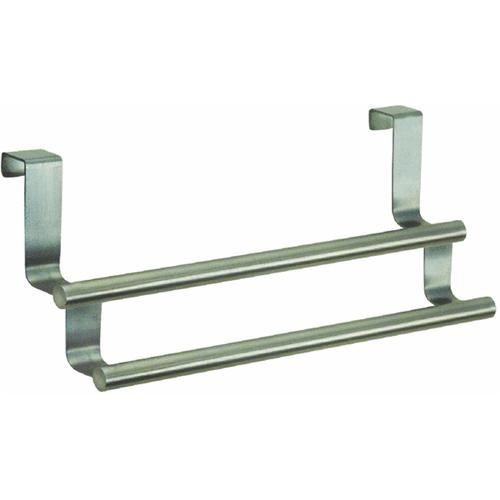 Interdesign Forma Over/Cabinet Double Towel Bar
