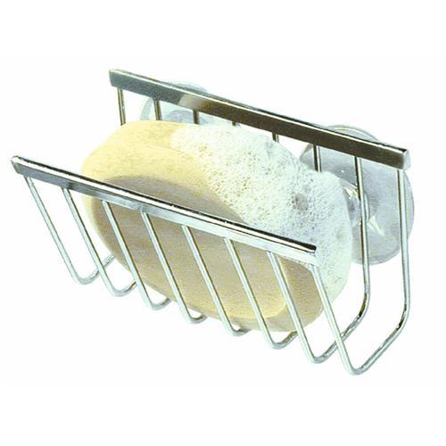 Interdesign Suction Soap and Sponge Holder
