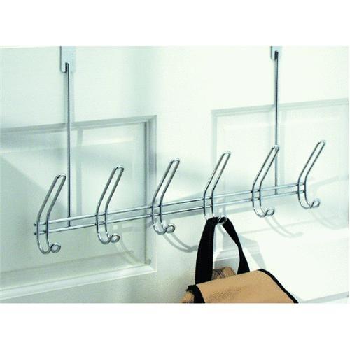 Interdesign Over-The-Door Hook Rail