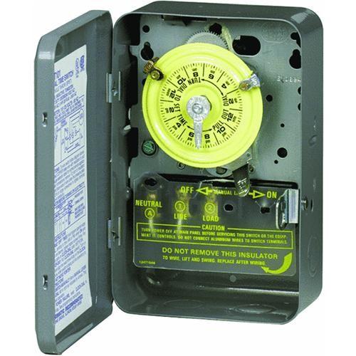 Intermatic 125V DPST Timer