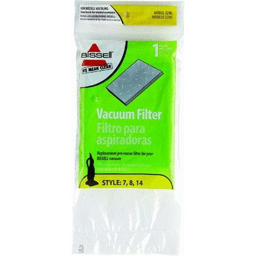 Bissell Homecare International Bissell Vacuum Filter