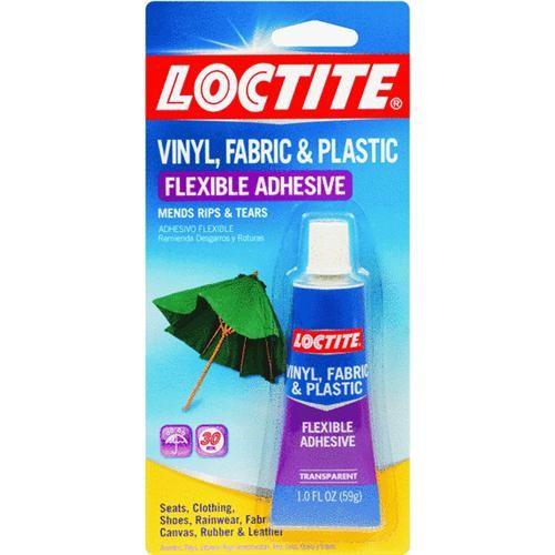 Henkel Corp Loctite Vinyl, Plastic, And Fabric Adhesive