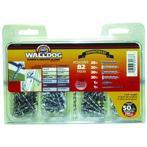 Hillman Fastener Corp Walldog Contractor Kit