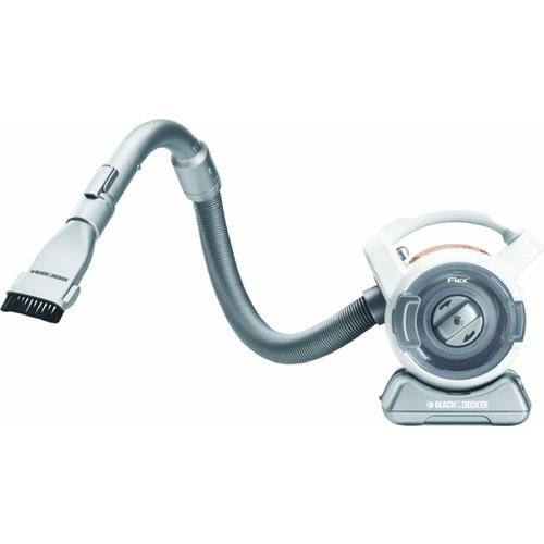Black & Decker Flex-Cordless 12V Canister Vacuum