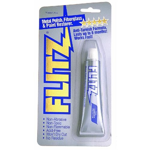 Flitz Flitz Metal Polish Fiberglass And Paint Restorer