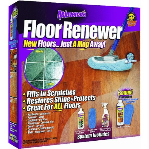 For Life Products Rejuvenate Complete Home Renew System Wood finish Restorer
