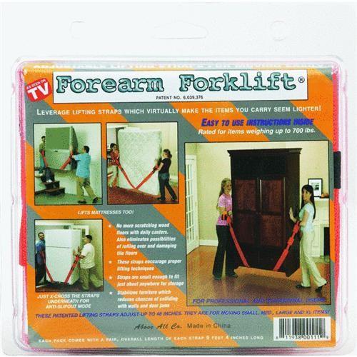 Forearm Forklift Forearm Forklift Straps