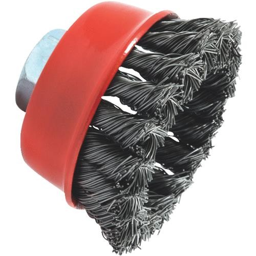 Forney Industries Forney Cup Angle Grinder Wire Brush