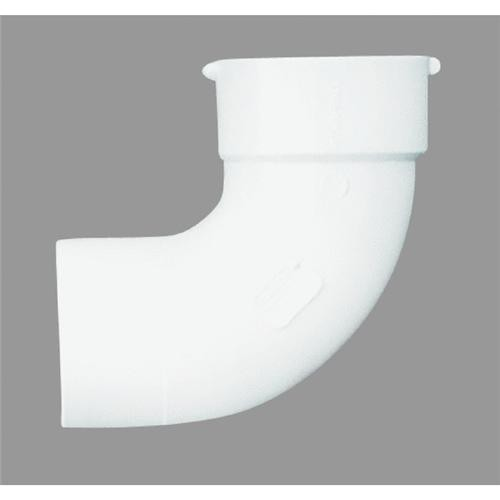 Genova 90 degrees PVC Elbow Street (1/4 Bend)