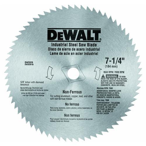 Black & Decker/DWLT Industrial Steel Circular Blade