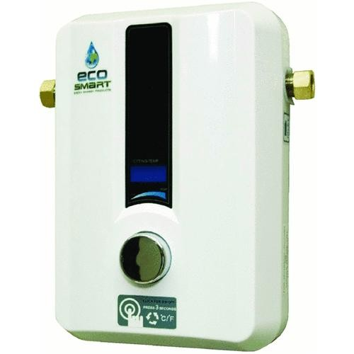 Ecosmart Ecosmart 220V 8.0 KW Electric Tankless Water Heater