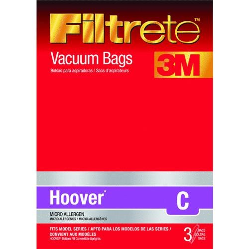 Electrolux Home Care Filtrete Hoover C Vacuum Bag