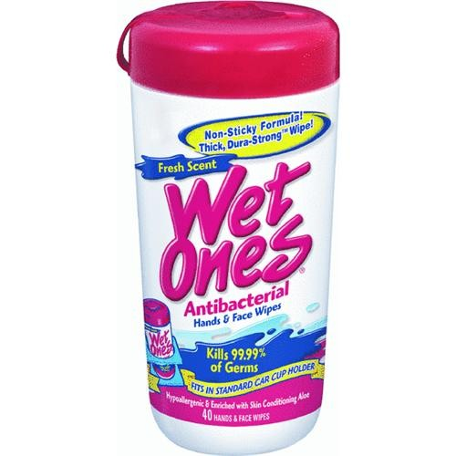 Energizer Personal Care (formerly Playtex Prod) Wet Ones Canister
