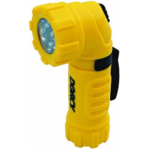 Dorcy International LED Angle Head Flashlight