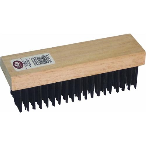 DQB Ind. Block Handle Wire Brush