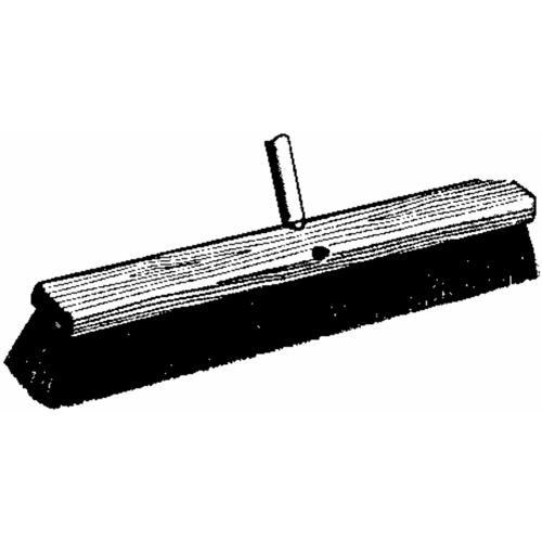 DQB Ind. Horsehair Push Broom