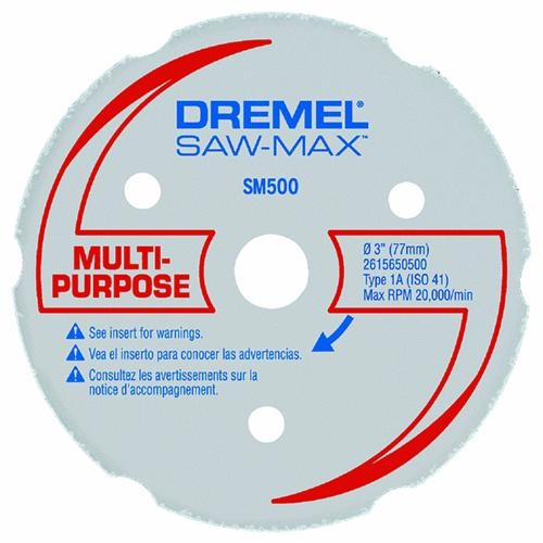 Dremel Saw-Max Multi-Purpose Carbide Cut-Off Wheel