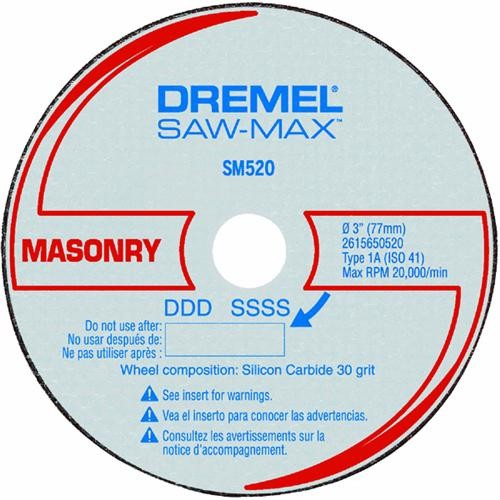 Dremel Masonry Cut-Off Wheel