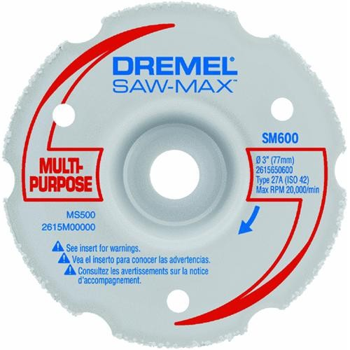 Dremel Multipurpose Flush-Cut Carbide Cut-Off Wheel