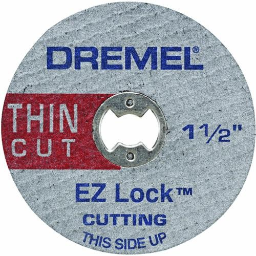 Dremel EZ Lock Thin Cut Cut-Off Wheel