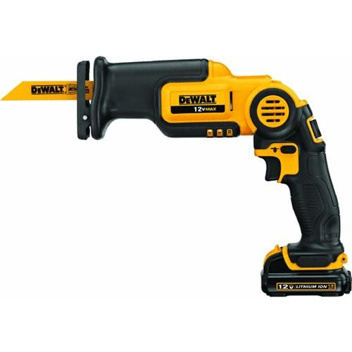 Dewalt DeWalt 12V MAX Pivot Cordless Reciprocating Saw Kit