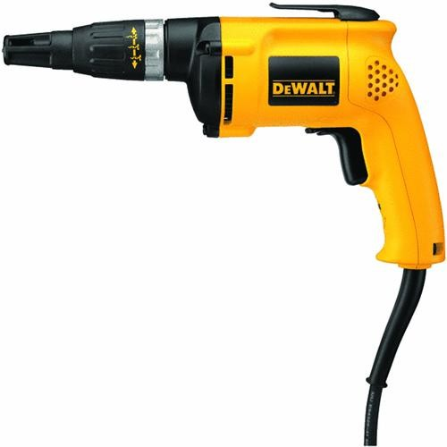Dewalt Heavy-Duty Drywall Screwdriver