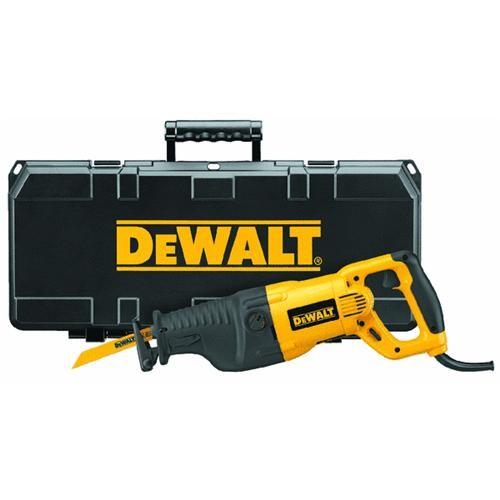 Dewalt Variable Speed Reciprocating Saw Kit