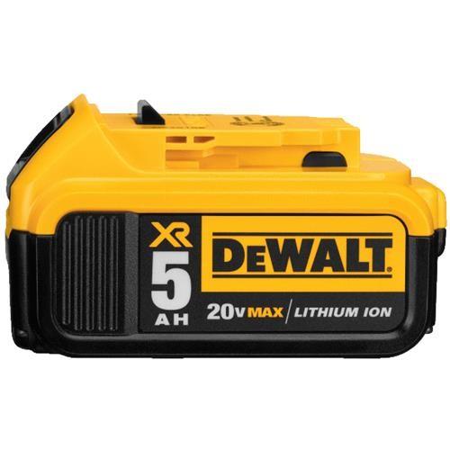 Dewalt DeWalt 20V MAX Premium XR Lithium-Ion Tool Battery