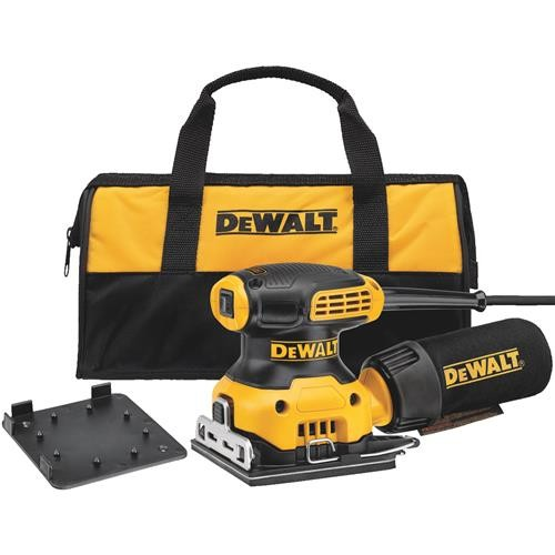 Dewalt DeWalt 1/4 Sheet Finish Sander Kit