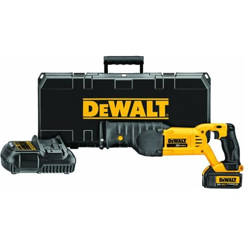 Dewalt DeWalt 20V MAX Cordless Reciprocating Saw Kit