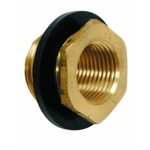 Dial Mfg. Brass Cooler Drain
