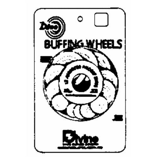 Dico Prod. Corp. Assorted Midget Buffing Wheel Set