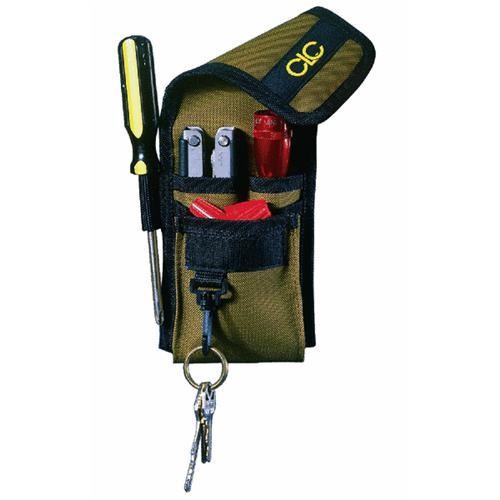 Custom Leathercraft 4-Pocket Multipurpose Tool Holder