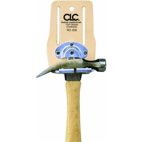 Custom Leathercraft Snapping Hammer Holder