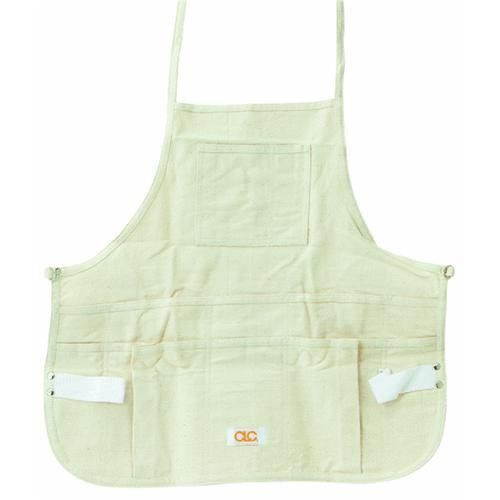 Custom Leathercraft Canvas Bib Apron