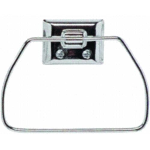 Decko Bath Chrome Towel Ring