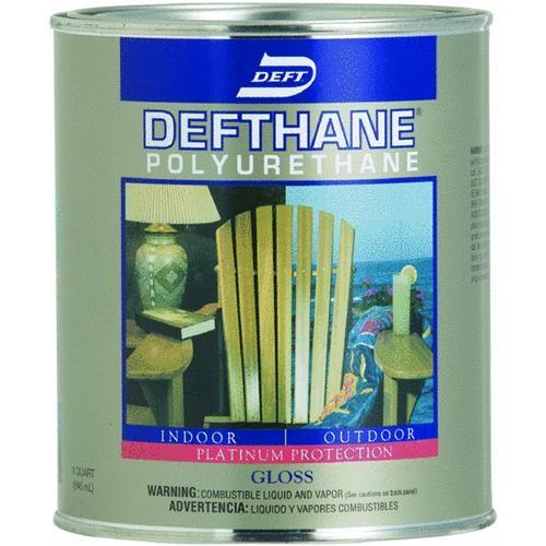 Deft VOC Dethane Clear Finish