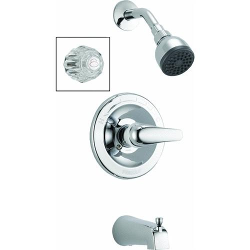 Delta Faucet Peerless Single Handle Tub And Shower Faucet