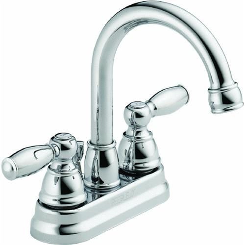 Delta Faucet Peerless 2-Handle Lavatory Faucet With Pop-Up