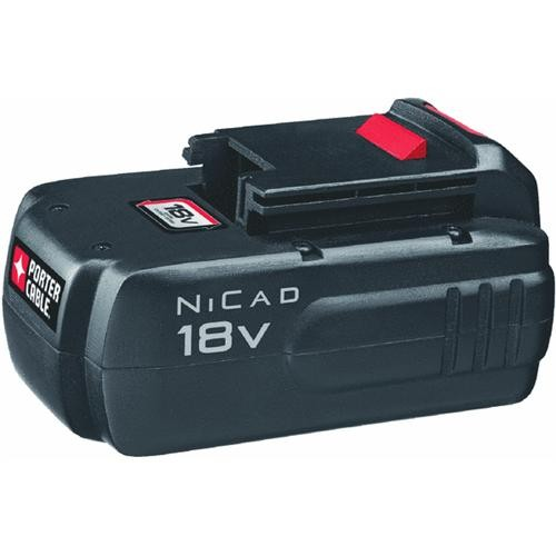 Black & Decker Porter Cable 18V NiCd Tool Battery
